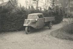 Auf drei Rädern zum Erfolg –Heinrich Nagelschneiders erster Firmenwagen