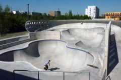 Skateranlage »Hirschgarten«, München